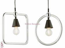 Hygena Metallic Pendant Light - BNIB - ceiling