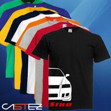 Camiseta coche racing rally drift tuning basado fiat stilo jtd gt ENVIO 24/48h