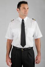 Pilot shirts Mince Fit AAC qualité de marque-manches courtes (1/2 Manche)