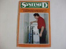 SYSTEME D N°308 SEPTEMBRE 1971 REPARATION CARROSSERIE AUTO ADOUCISSEUR D'EAU