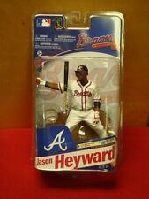 2011 BASEBALL MCFARLANE MLB SERIES 28 ALANTA BRAVES JASON HEYWARD REGULAR