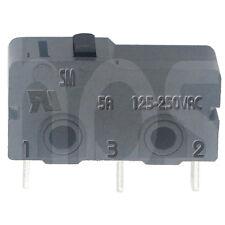 Mikroschalter Microswitch Zippy 20x11x6 5A @ 250 V AC ohne Hebel Lötanschlüsse