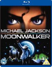 MOONWALKER-  MICHAEL JACKSON - BLU RAY - NEW / SEALED - UK STOCK