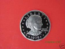 1979-S Deep Cameo GEM Proof (Susan B Anthony) US One Dollar (Type1)