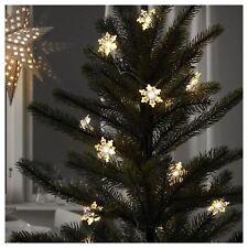 20 Mini Christmas LED Flexible Xmas String Light Battery Operated 3 Designs