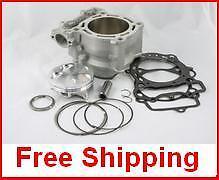 Cylinder Works Big Bore Cylinder Piston Kit 80mm 269cc Yamaha YZ 250F 21002-K01