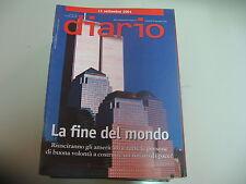 DIARIO -  N° 37 - 2001 - LA FINE DEL MONDO