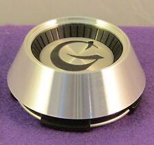 G RACING SILVER CUSTOM Wheel Center Cap One (1) P/N # C-076