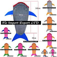 Coperta Squalo Caldo Pile Plaid Shark Fleece Blanket Girls Boys TAIBL02