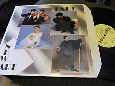 RARE swede italo LP Fake New Art '84 german vinyl orig synth dance electro WOW!!