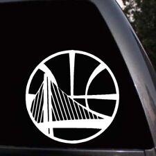 Golden State Warriors Car Truck Window Laptop Vinyl Decal Sticker