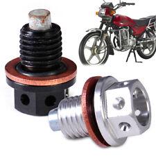 Magnetic Engine Oil Pan Drain Filter Plug Bolt  fit for Honda CB1000R CBR250R