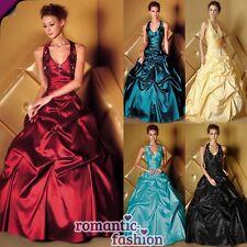 ♥TOP Größe 34-58 Abendkleid, Ballkleid Brautkleid 5 Farben  zur Auswahl♥