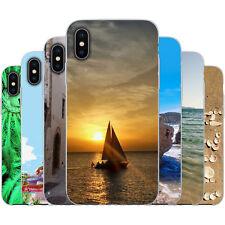 dessana Ibiza TPU Silikon Schutz Hülle Case Handy Tasche Cover für Apple