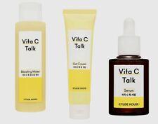 [ETUDE HOUSE] Vita C Talk / Whitening Skin Care