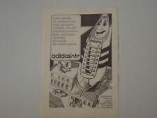 advertising Pubblicità 1974 ADIDAS