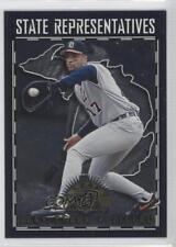 1998 Leaf State Representatives #17 Tony Clark Detroit Tigers Baseball Card