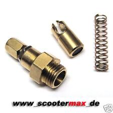 SEILZUGCHOKE Choke Umbau-Kit für Mikuni Vergaser TM TMX VM mit M10 Chokegewinde