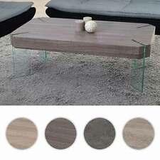 Tavolino da salotto Kos T578 legno di pioppo rivestito 60x110x40cm D