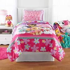 Paw Patrol Girl Best Pup Pals Bed in Bag Bedding Pink Comforter Sheet Set