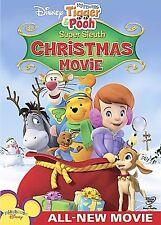 My Friends Tigger & Pooh - Super Sleuth Christmas Movie, DVD, My Friends Tigger