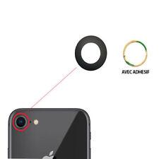 Vitre lentille caméra arrière  Iphone 8 et Iphone 7 avec sticker 3M ou kit outil