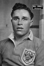 Football Photo>BILL PERRY Blackpool 1950s