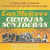 Various Artists-Las Mejores Cumbias Sonideras CD NEW