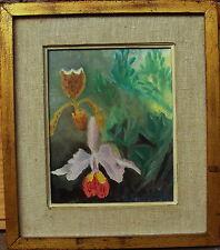 Gösta Emming 1903-1989, Stillleben mit Orchidee, um 1940/50