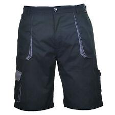 TOP Arbeitsshorts schwarz-grau S-XXL Bermuda Kurze Hose Shorts Arbeitshose PORT