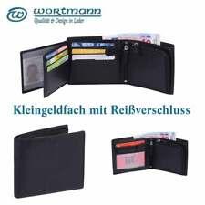 Bolsa de cuero combinado bolsa monedero Cartera monedero RV Klein dinero especializada 1871501