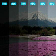 Balck Window Film 15%VLT Nano ceramic Solar Tint Auto Car Home Office Glass film