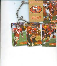 San Francisco 49ers 1993 Dog Tag Set