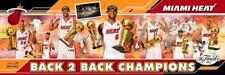 Basketball Miami Heat 2013 NBA Finals Photoramic #3001