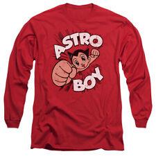 ASTRO BOY FLYING T-Shirt Men's Long Sleeve