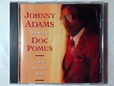 JOHNNY ADAMS Sings Doc Pomus - The real me cd USA DR. JOHN