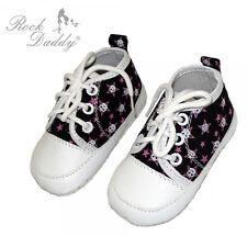 STARS & SKULLS BABYSCHUH von Rock Daddy