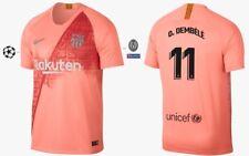 Trikot Nike FC Barcelona 2018-2019 Third UCL - Dembele 11 [128-XXL] Barca