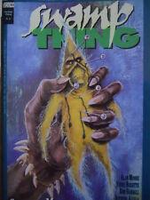 Swamp Thing n°6 1999 ed. Vertigo Magic press