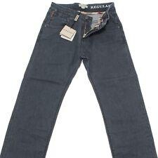8411L jeans bimbo bimba BURBERRY pantaloni pants kids unisex.