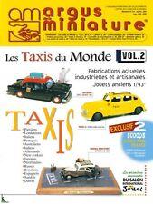 Argus de la Miniature, Les Taxis du monde Vol. 2 Taxi