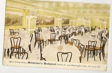 Interior Melsheimers restaurant St Louis MO Missouri