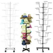 Cap Rack System 35 Hat Any Size – Baseball Cap Organizer Cap Holder Hat Standing