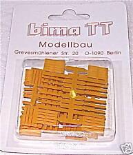 Paletten  Bausatz BIMA TT NEU im Blister OVP 1:120 Ladegut HM2 å