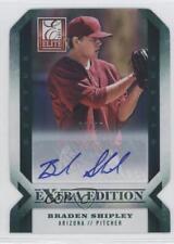 2013 Panini Elite Extra Edition #4 Braden Shipley Arizona Diamondbacks Card