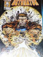 DETONATOR - No 2 - 05/1995 - Chaos comics
