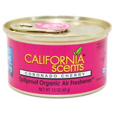 California Scents Spillproof CAn Organic Air Home Freshener - Coronado Cherry