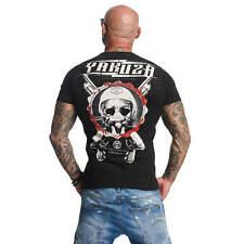 "YAKUZA - Herren T-Shirt TSB 11035 ""Helmet Skull"" black (schwarz)"