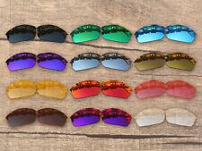 Vonxyz 20+ Color Choices IRCoat Replacement Lens for-Oakley Flak Jacket Sunglass