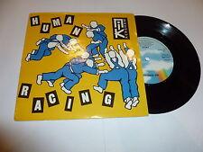 "NIK KERSHAW - Human Racing - 1984 UK 2-track 7"" Vinyl Single"